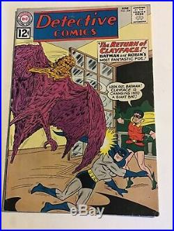 Lot Of 4 Detective Comics #301, 304, 307 & 310 All VG+ To Fine- Condition