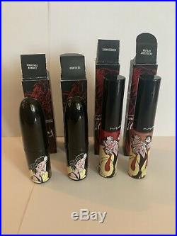 MAC Venomous Villains Cruella 9 Piece Collection Lot! All Brand New In Box LE