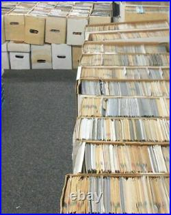 MIXED LOT OF 100 ALL Indie 100 Comic Book Lot all comics 1980 to 2020 High Grade