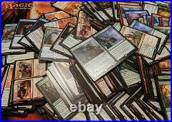 MTG 100 ALL RARES LOT! Magic The Gathering Collection RARES ONLY! ALL DIFFERENT