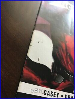 Marvel Vengeance #1-#6 1st America Chavez! RARE (ALL) Newsstand Variant Lot! VF