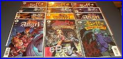 Mega Lot Of Buffy Dark Horse Comics Full Complete Sets In Vf/nm All Art Cover