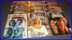 Mega Lot Of Buffy Dark Horse Comics Full Complete Sets In Vf/nm All Photo Cover