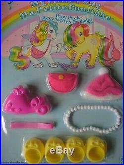 Mein kleines Pony, G1, großes, BIG LOT, OVP, ALL MOC /MIB, SELTEN! VERY RARE