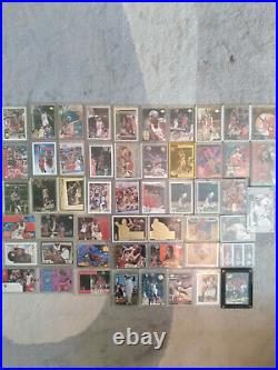 Michael Jordan Trading Card Lot 212 Cards! Rare Collection! All mint condition