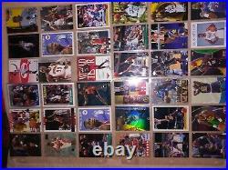 NBA All-star Basketball Card Binder Lot Collection
