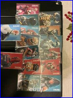 PANINI Fortnite Series 1 Lot (15)Cards ALL LEGENDARY CARDS