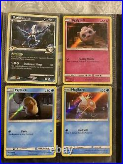 Pokemon Binder Collection Vintage Lv. X Lot 40 Holo & Rares Base All Included