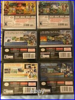 Pokemon Brand New Factory Sealed Games! Ultimate Collection! All Mint