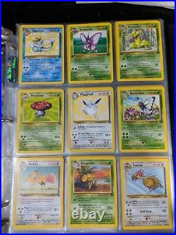 Pokemon Card Collection Lot Many Rares, All Pefect Condition Over 200 Cards