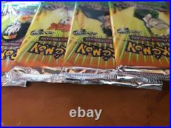 Pokemon Cards Booster Pack 1st Edition Gym Heros All Four Artwork Sealed