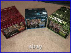 Pokemon Champions Path Pin Collection Lot Of 11 All Factory Sealed IN HAND