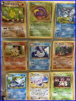 Pokemon Collection All cards MINT or NM + Rare, 1st and Limited Edition Cards