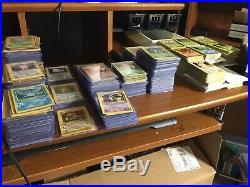 Pokemon Collection Lot 250 Vintage Holos 2500 Old Bulk Base Set All WOTC Cards
