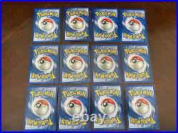 Pokemon TCG Card Lot Rare All Holos Base NEO Shining Rocket