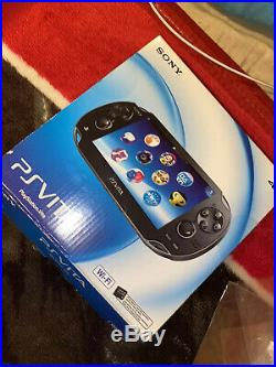 Ps Vita 1000 CIB And Mint With Rare RPG Collection (all Games Are NewithSealed)
