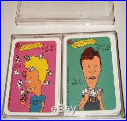 Rare Vintage Wholesale Lot Of 24 Packs Of Beavis And Butthead Cards 1996 All New