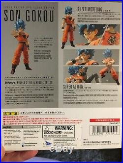 SH Figuarts Super Saiyan God VEGETA GOGETA SON GOKOU Dragon Ball Z Lot See All