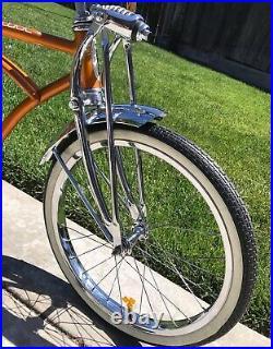 Schwinn Stingray 1966 Super Deluxe MINT All ORIGINAL 2 Speed Real Deal Nice 9+