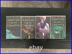 Something is Killing the Children 1-16 lot (All 1st Prints, VF/NM)