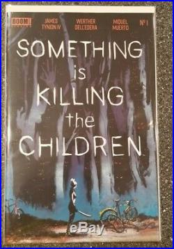 Something is Killing the Children #1 NM 1st Print CGC ready! Lot 1-3 all NM