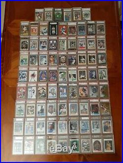 Sports card collection! 2000+ Rookies Graded Auto Jersey HOF #'d All Sports