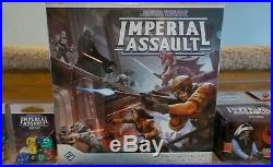 Star Wars Imperial Assault Lot All New in Box Instant Playable Collection