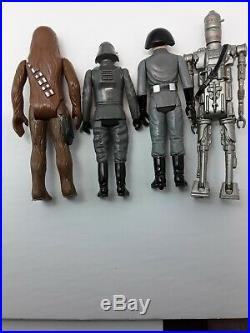 Star Wars vintage lot all no coo. Some poch/pbp, lili ledy NO REPRO