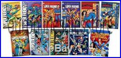 Super Friends Complete Seasons Collection DVD Set TV Series Episodes Lot Vol All