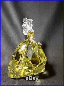 Swarovski Belle Mint Box All Inserts #5248590 Beauty & The Beast 2017