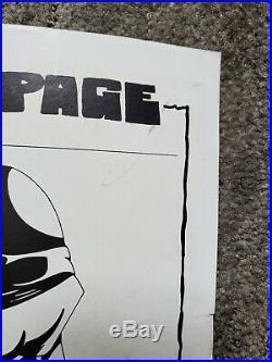 Teenage Mutant Ninja Turtles comic lot TMNT #1 (4th print), #3, #4, #5 all 1st