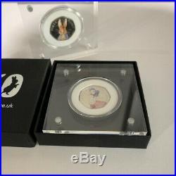 The Beatrix Potter Collection 2016, 2017 & 2018 50p Coins UK, Royal Mint Coins
