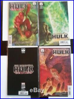 The Immortal Hulk Comic #1 #25 Comic Book Lot, Al Ewing, ALL 1st Prints