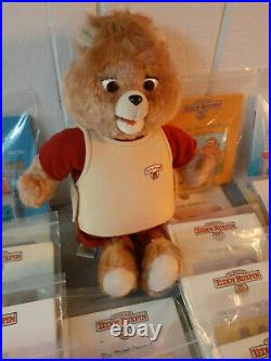The Ultimate Teddy Ruxpin Collection ALL 38 Tapes and Books! Worlds Of Wonder