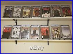 The Walking Dead Lot, all key issues & variants