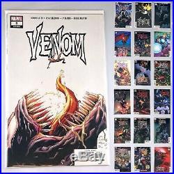 Venom 1 2 3 4 5-16 Comic Lot 1st Knull with Origin Story all 1st Print