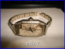 Vintage Antique Collectible All Original Lot Watches For Repair Parts AS IS