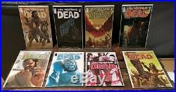 WALKING DEAD COMIC BOOKS FULL RUN LOT 1-193 ALL VF-NM Plus EXTRAS
