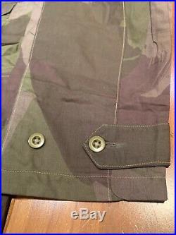 WW2 British SAS Camoflage Smock 1944-dated MINT condition, All-Original
