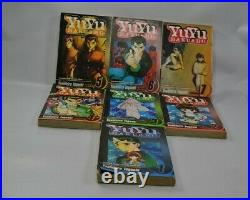 YuYu Hakusho Manga English Lot 13 Volumes 1-13 All First Printings No x-library