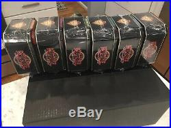 Yugioh 2004 New Tin Set Collection Gem Mint Condition All 6 Tins Very Rare