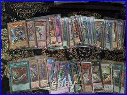 Yugioh! HUGE Foil collection lot NOT Random, you receive ALL