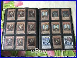 Yugioh Karten Alles All cards Massive Sammlung Ordner Lot Komplett