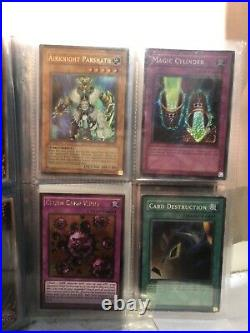 Yugioh Vintage Collection Lot All Holos (LOB SDK MRL IOC + More) Mixed Condition
